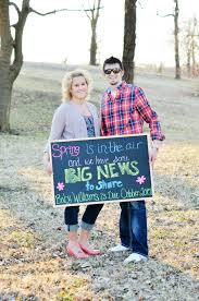 spring baby announcements williams joplin missouri pregnancy announcement session my