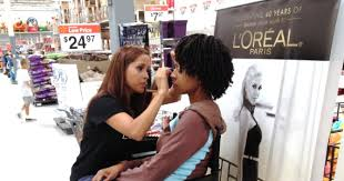 l oreal make up artist hired by adelante live inc