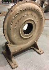 champion forge blower. champion blower \u0026 forge co. #50 coal pot - great man-cave