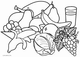 Each coloring sheet is available as a free pdf file to download and print. Free Printable Food Coloring Pages For Kids