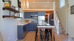 luxury tiny house. Gorgeous Luxury Tiny House With A Full Kitchen