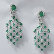 fresh 535 best emeralds and diamonds images on emerald rings for emerald chandelier earrings