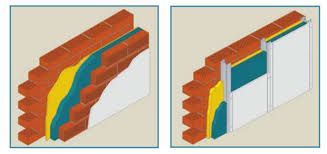acoustic spray foam systems for walls