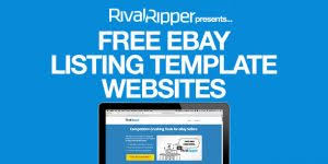 Listing Template Free Ebay Listing Templates Available Inside Our Template Builder