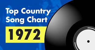 Top 100 Country Song Chart For 1972