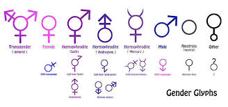 Gender Symbols Chart The Lee Shore Kavara88 Gender Glyphs This Is The Most