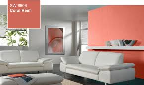 Sherwin Williams Bedroom Color Color Of The Year Coral Reef Sw 6606 By Sherwin Williams