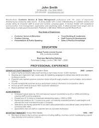 Accounts Executive Resume Format Advertising Account Executive ...