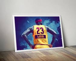 lebron james king cleveland cavaliers print nba by wallart decorative decor home decor printable wall art on cleveland cavaliers wall art with lebron james king cleveland cavaliers print nba by wallart