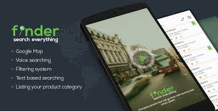 Template For Directory Finder Android Directory App Template By Appifyxyz Codecanyon