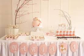 kara s party ideas cherry blossom first birthday party ideas
