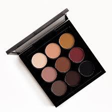 mac semi sweet times nine eyeshadow x 9 palette