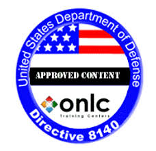Department Of Defense Dod Directive 8140 Courses