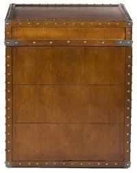 Awesome Steamer Trunk End Table