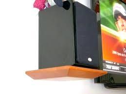 corner speaker shelf shelf handcrafted corner speaker home depot floating shelves for speakers corner speaker bracket
