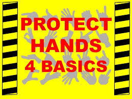 hand tool safety posters. protect your hands - four basics safety training video avoid hand injuries tool posters