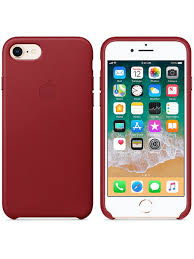 <b>Чехол Apple Leather Case</b> для iPhone 8/7 Apple 5709176 в ...