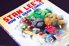 stan lee s how to draw ics