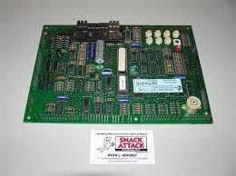 Vending Machine Control Board Repair Classy AP AUTOMATIC PRODUCTS SNACK MACHINE 48 48 CONTROL BOARD