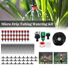 garden watering system drip irrigation