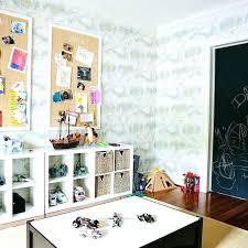 kallax shelving unit shelving unit playroom with and burlap pin boards turquoise ikea kallax shelving unit kallax shelving unit