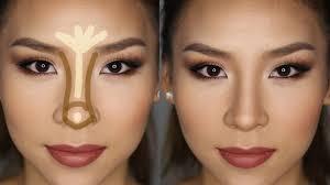 how to makeup contour nose ideas bulbous solution for dummies contouring makeup nose p