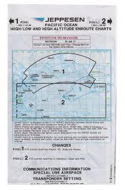Jeppesen Pacific Orientation Chart P Hi 1 P H L 2