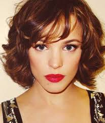 rachel mcadams short hair thick hair short hairstyles when you have thick hair it might be cool