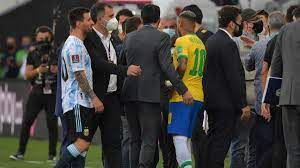 الأرجنتين والبرازيل في محاولة لنسيان حادثة ساوباولو