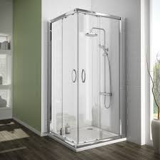 the ventura square shower enclosure with corner entry square shower enclosure ing guide