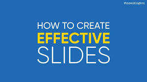 Slide Desigh The Art Of Slide Design Miss Geeky