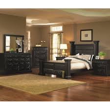 Modern Leather Bedroom Sets Black Bedroom Sets Queen Modern Bedroom B8223 Black Leather