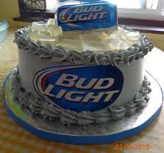 Bud Light Birthday Bud Light Tres Leches Cake Birthday Beer Cake Birthday