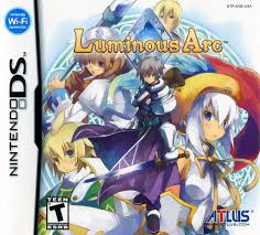 Luminous Arc 2007 Nintendo Ds Box Cover Art Mobygames