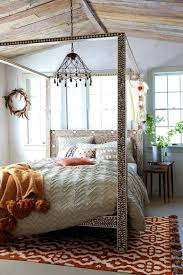 Modern Hippie Bedroom Ideas Wall Mounted Wooden Rectangle White - Beige and black bedroom