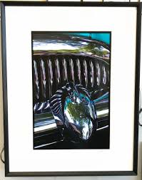 Car Show By Wendy Curtis