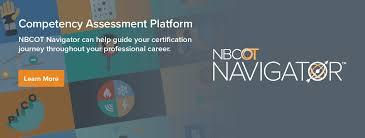 Nbcot Ceu Chart Nbcot Home Page