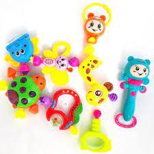 Đồ chơi xúc xắc cho trẻ dưới 1 tuổi – Đồ chơi trẻ em – Tọ Tọ Toys