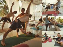 200 hours ashtanga yoga teacher in goa retreat in pernem photo 1