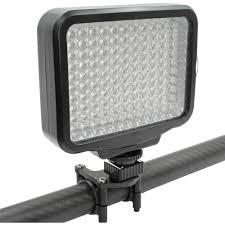 Led Light 120 Gyrovu 120 Led Light Panel For Dji Ronin
