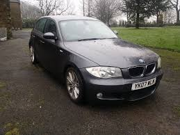 Coupe Series bmw 1 series tech specs : BMW 1 Series 2.0 120d M Sport 5dr | in Oldham, Manchester | Gumtree