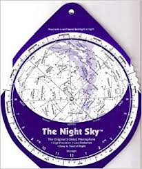 Night Sky Star Chart Large Size Southern Hemisphere