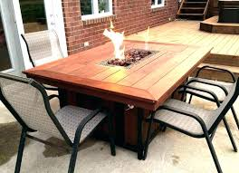 gas fire pit uk gas fire pit table and chairs set clearance high top patio with