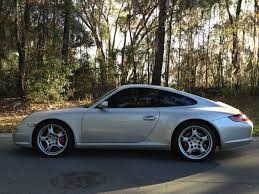 2005 Porsche 911 Carreara S for Sale - Silver