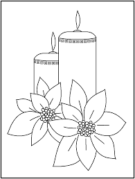 Small Picture images of candles coloring pages Google Search Coloring