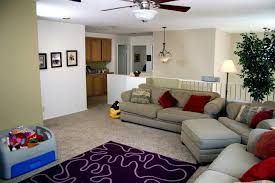 family room decorating ideas. Stenciled Mirror Frames Family Room Decorating Ideas