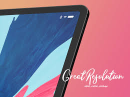 Find & download free graphic resources for ipad mockup. Ipad Pro Design Mockup In Device Mockups On Yellow Images Creative Store