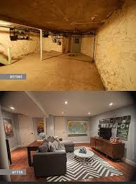 Basement Design Services Simple Before And After Man Room Brooklyn Limestone In 48 Junk