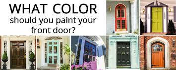 what color should i paint my front doorWhat Color To Paint Front Door Best 25 Front Door Paint Colors