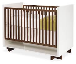Moda Modern Nursery Crib - Modern Cribs & Changing Trays - Modern Kids  Furniture - Room & Board